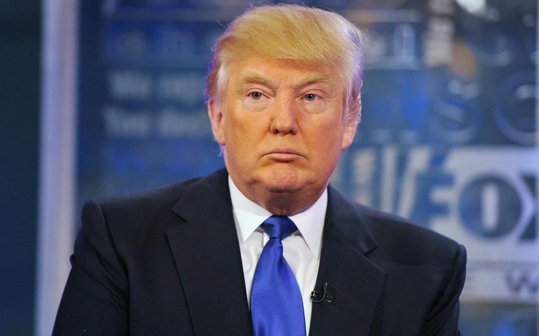 Nice wallpapers Donald Trump 1240x775px