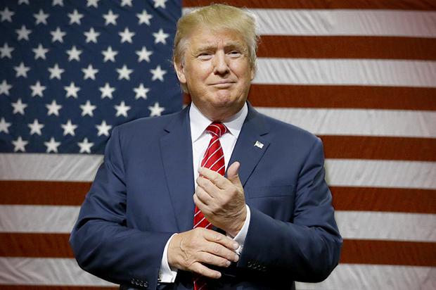Donald Trump Pics, Celebrity Collection