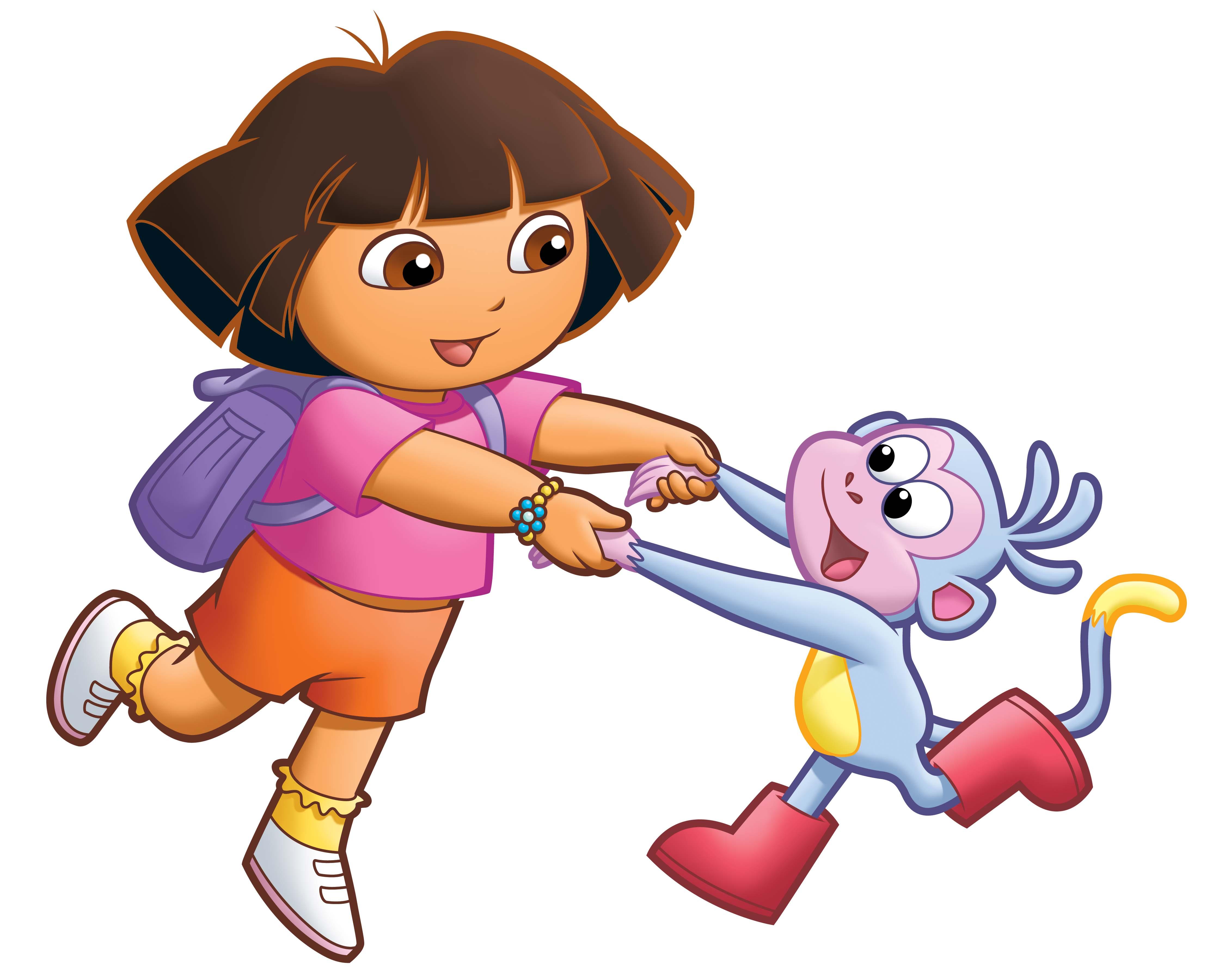 Dora The Explorer High Quality Background on Wallpapers Vista