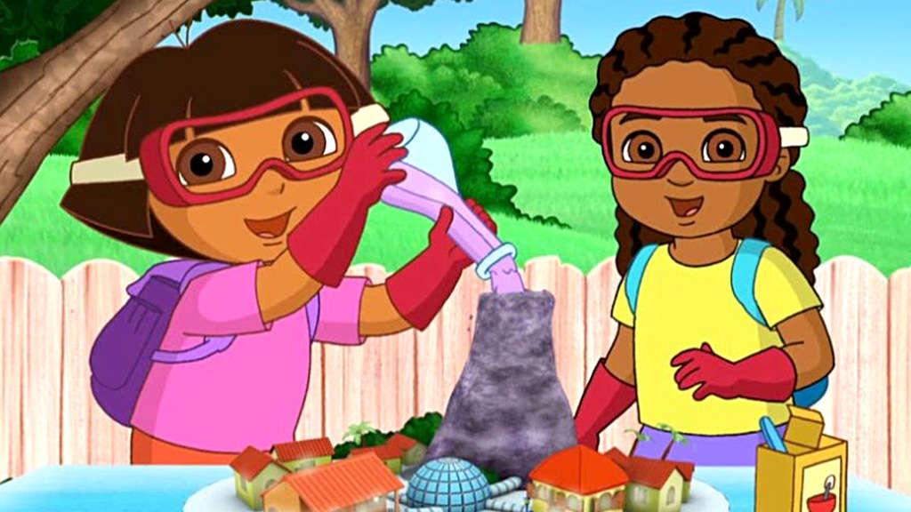 Dora The Explorer Backgrounds on Wallpapers Vista
