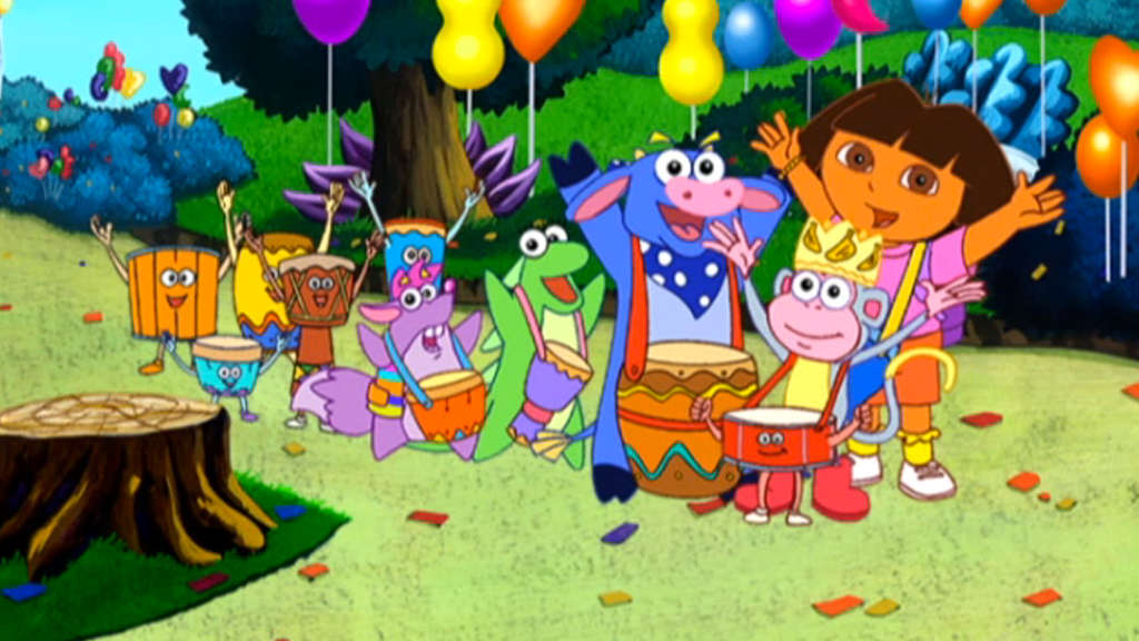 1024x576 > Dora The Explorer Wallpapers