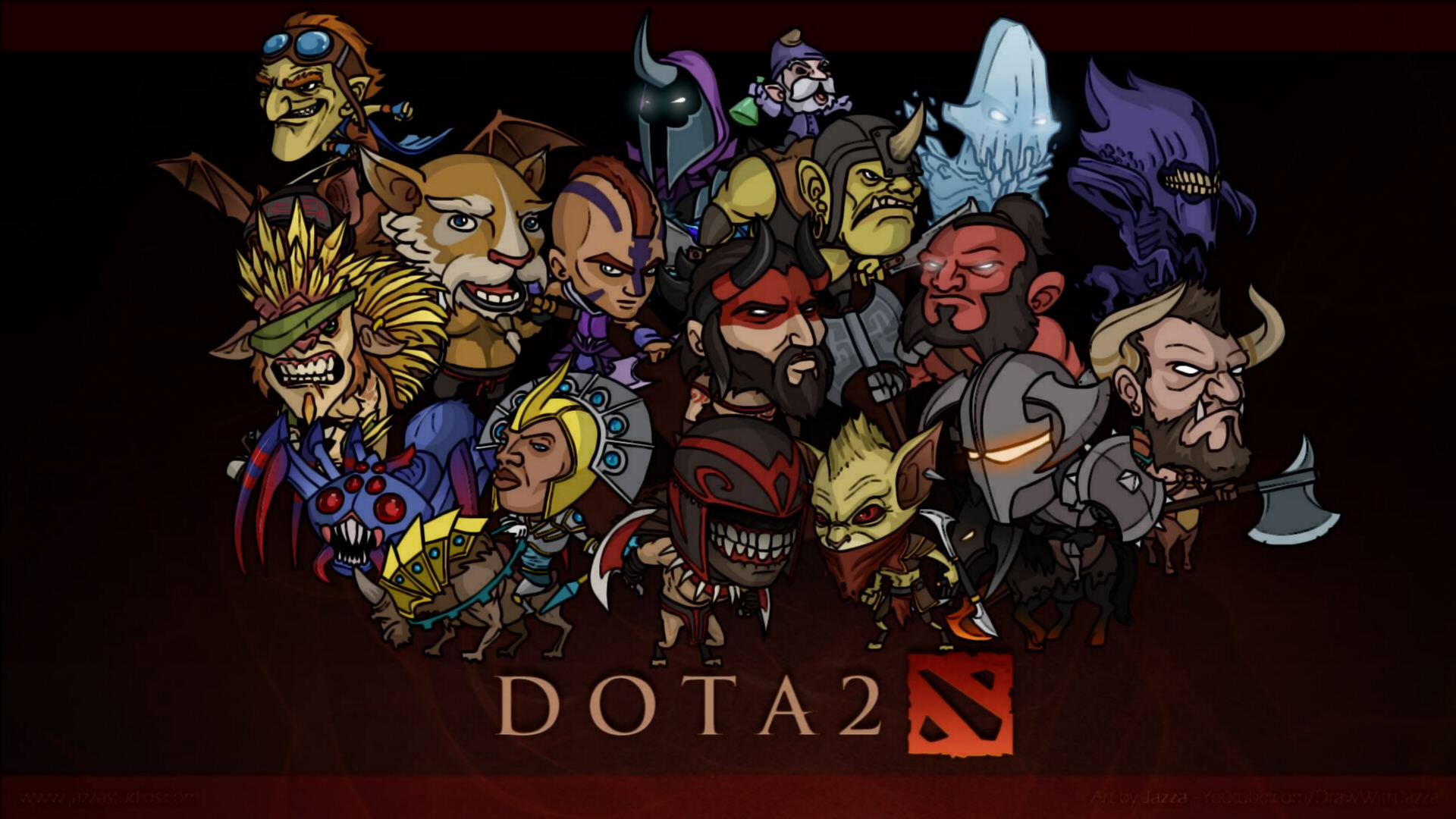 Amazing DotA 2 Pictures & Backgrounds