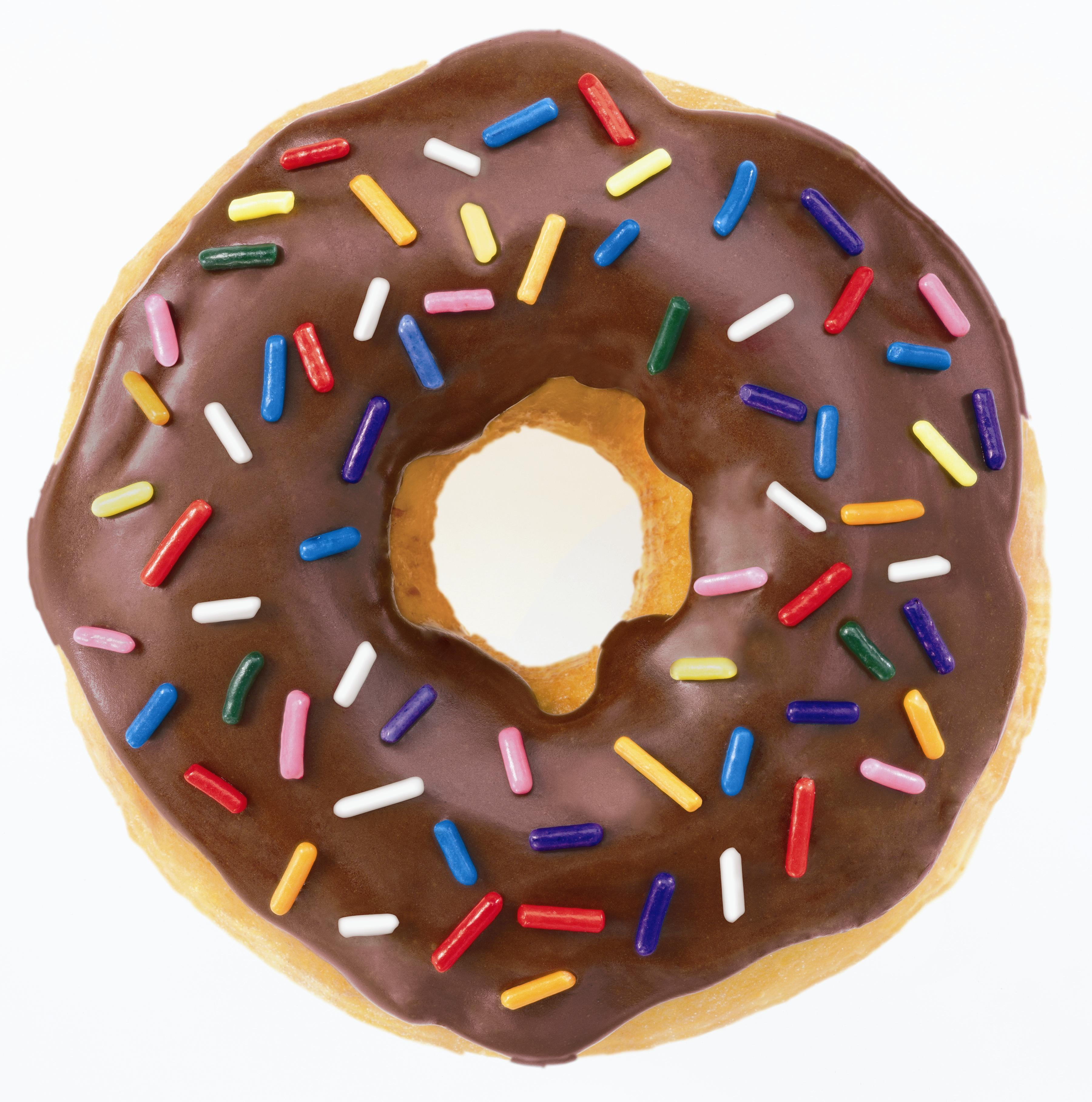 Nice Images Collection: Doughnut Desktop Wallpapers