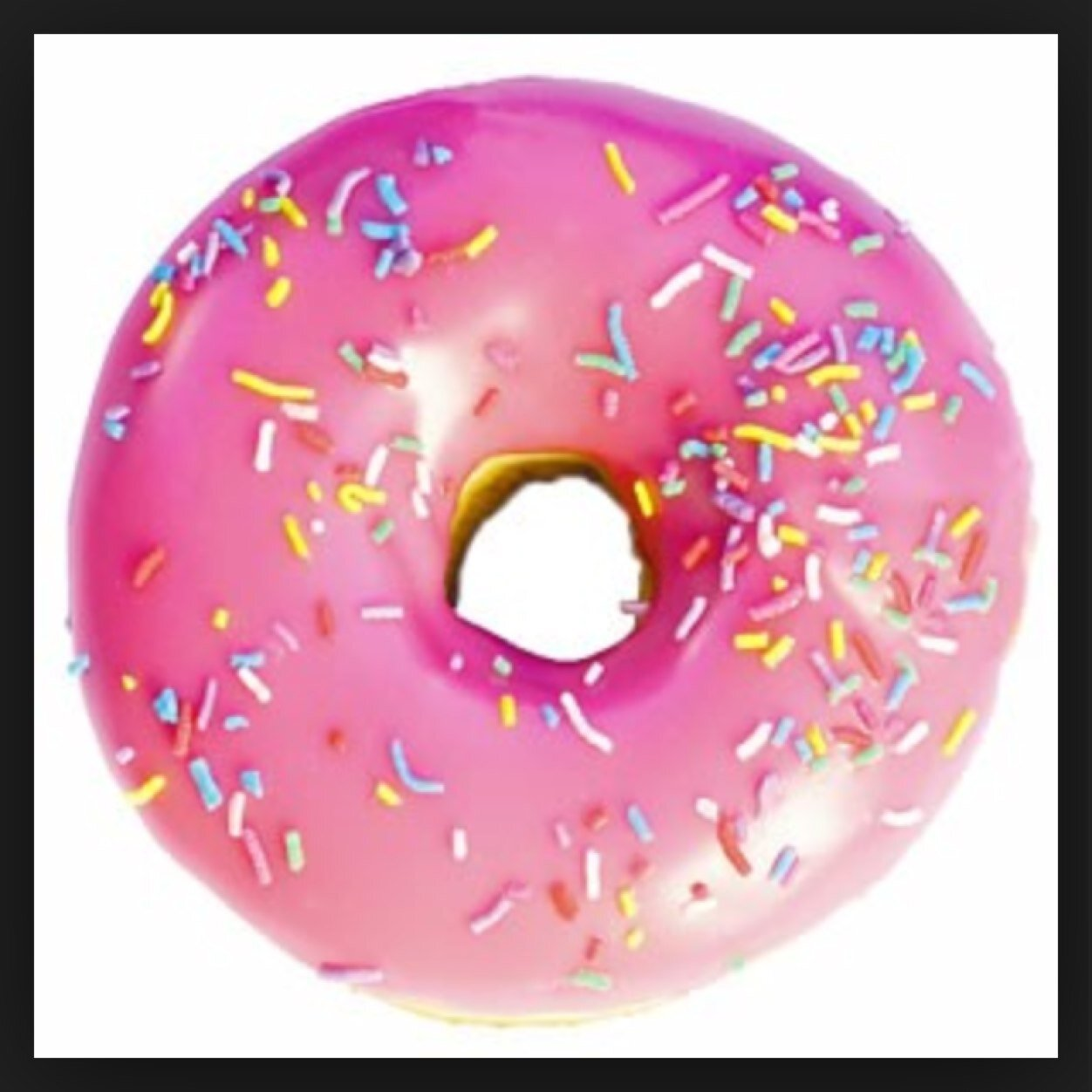 Doughnut High Quality Background on Wallpapers Vista