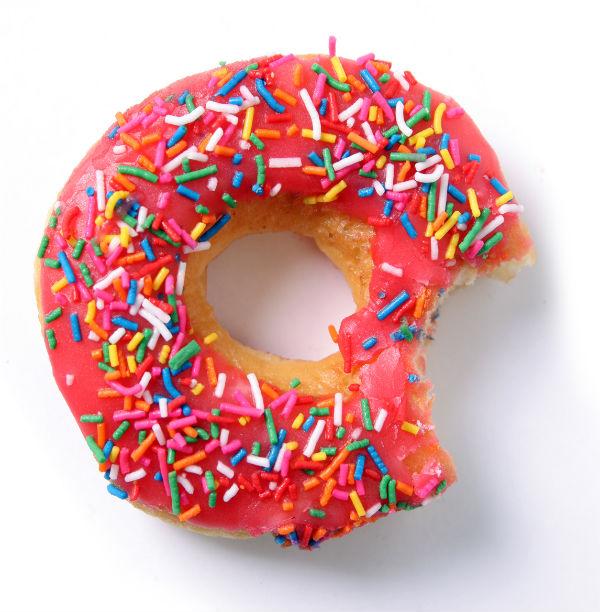 HQ Doughnut Wallpapers | File 85.82Kb