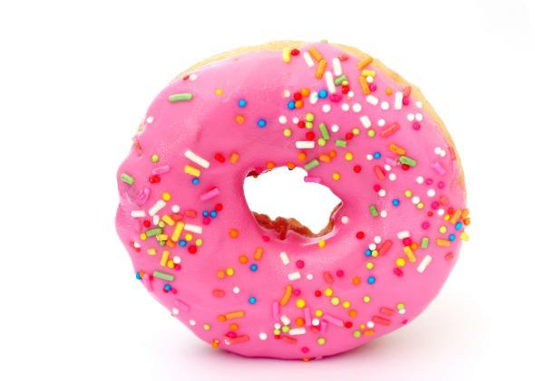 HQ Doughnut Wallpapers | File 23.85Kb