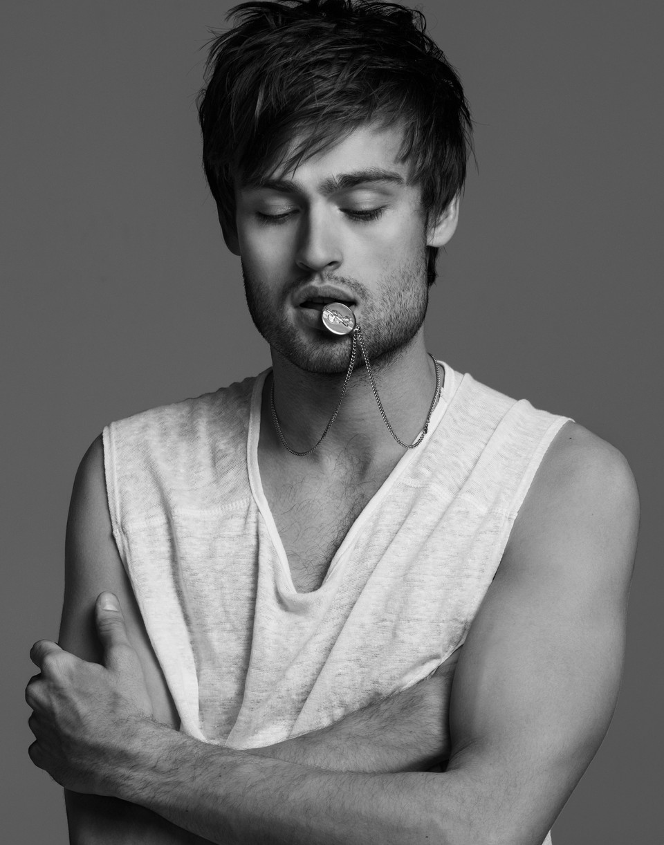 Nice Images Collection: Douglas Booth Desktop Wallpapers