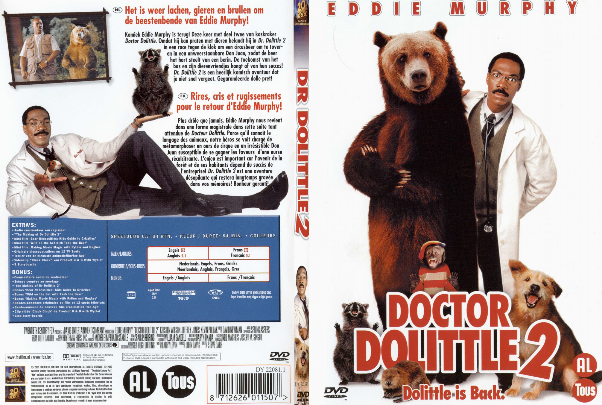 Most Viewed Dr Dolittle 2 Wallpapers 4k Wallpapers