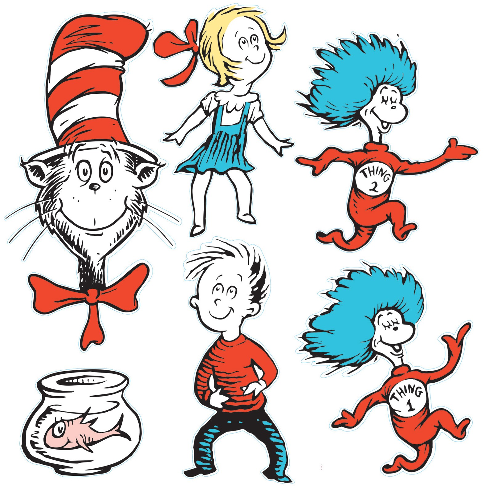 Dr. Seuss: The Cat In The Hat Backgrounds, Compatible - PC, Mobile, Gadgets| 1600x1600 px