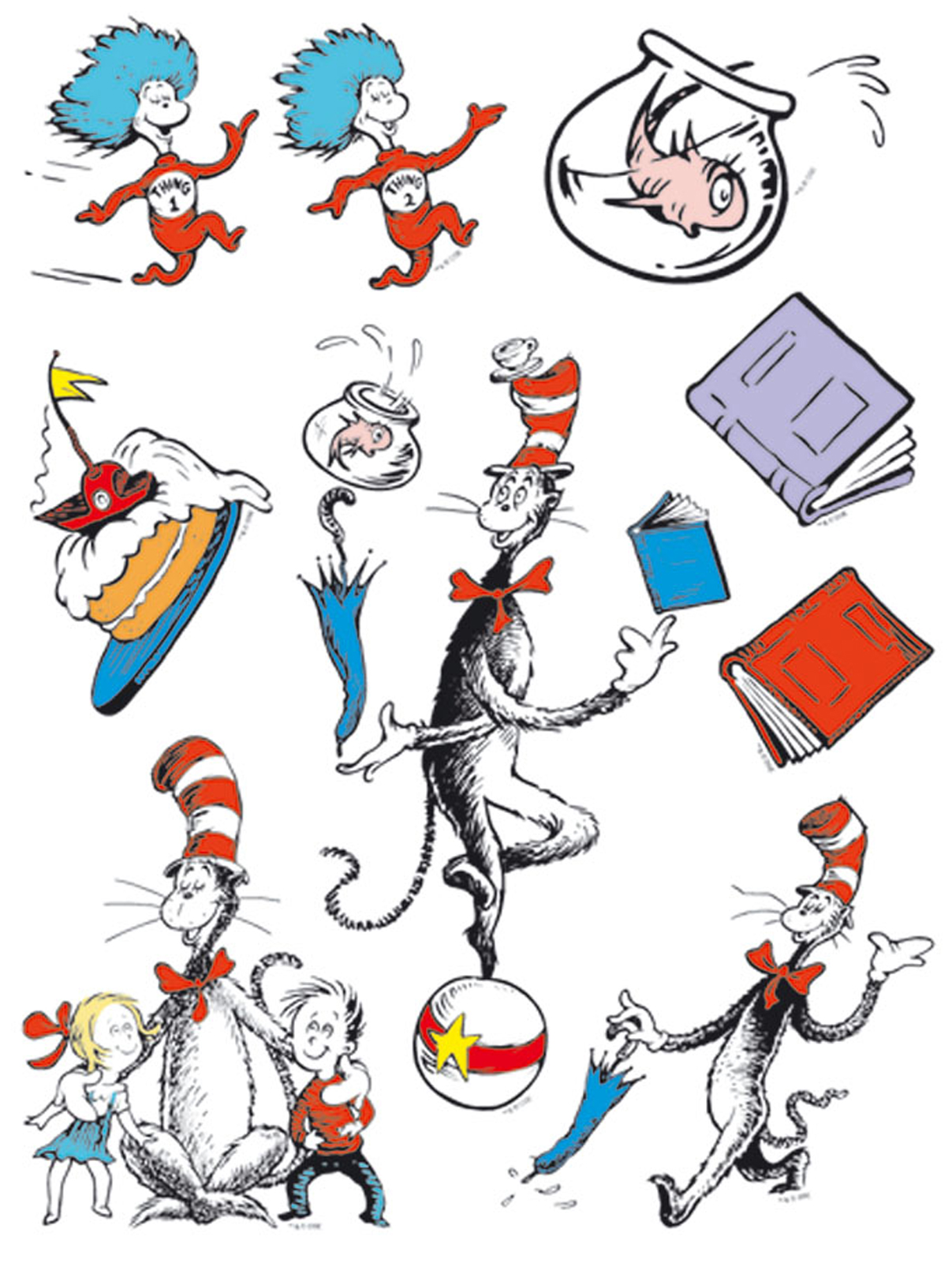Dr. Seuss: The Cat In The Hat Backgrounds on Wallpapers Vista