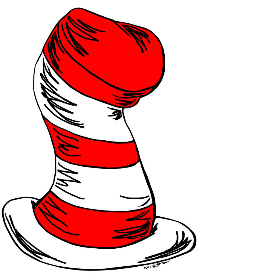 Images of Dr. Seuss: The Cat In The Hat | 870x919