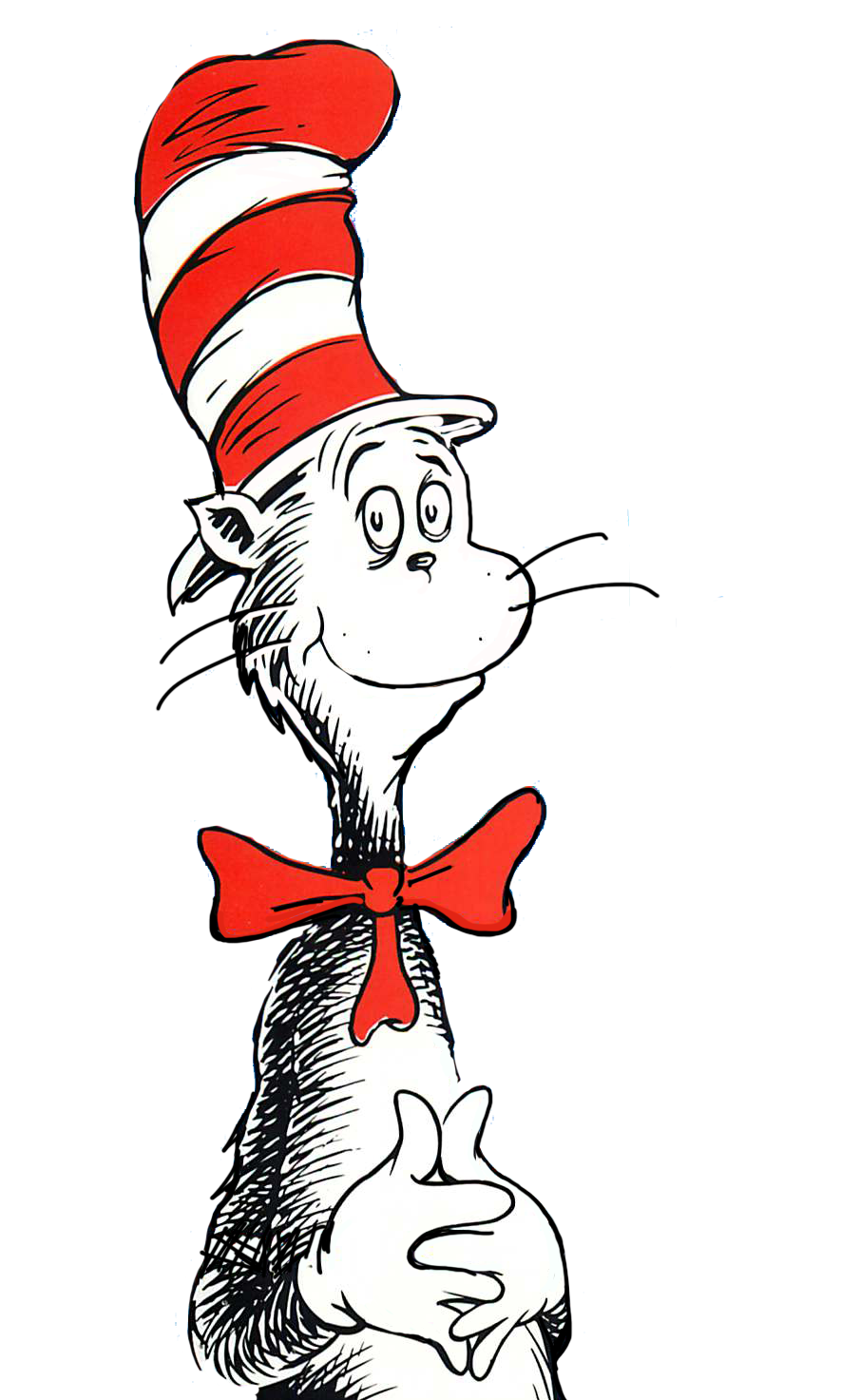 Nice Images Collection: Dr. Seuss: The Cat In The Hat Desktop Wallpapers