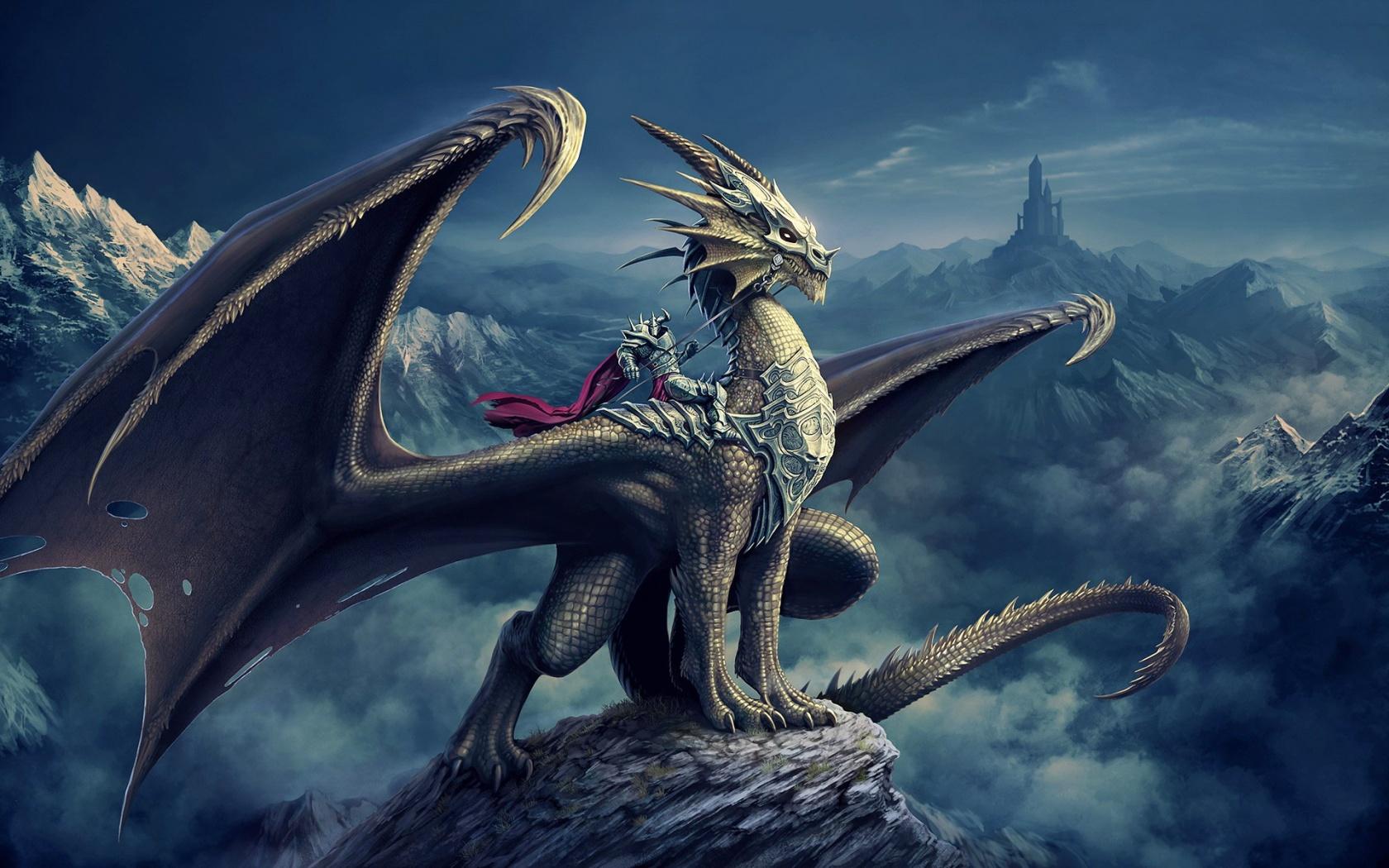 High Resolution Wallpaper | Dragon 1680x1050 px