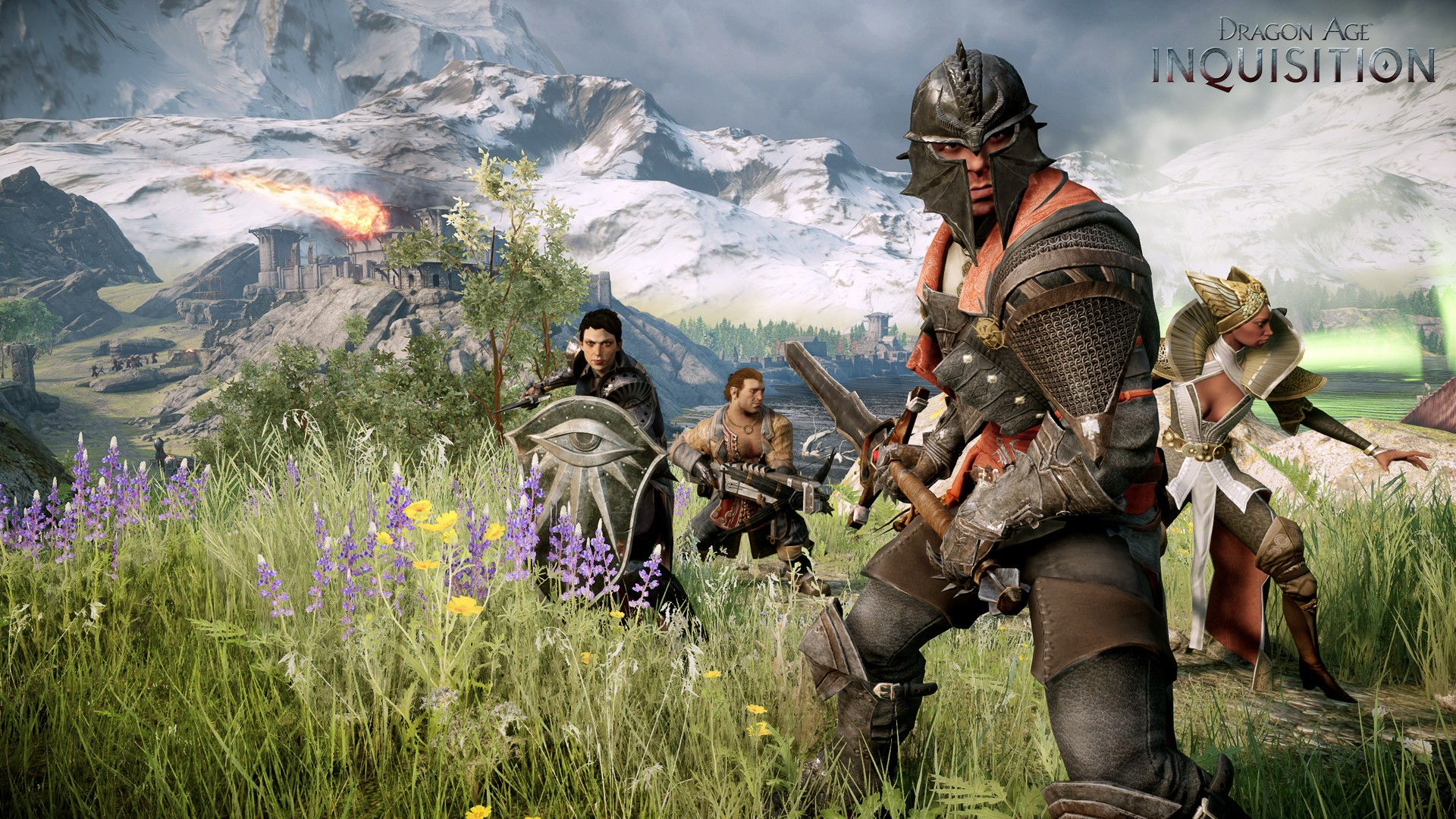 Dragon Age Inquisition Wallpapers Video Game Hq Dragon Age