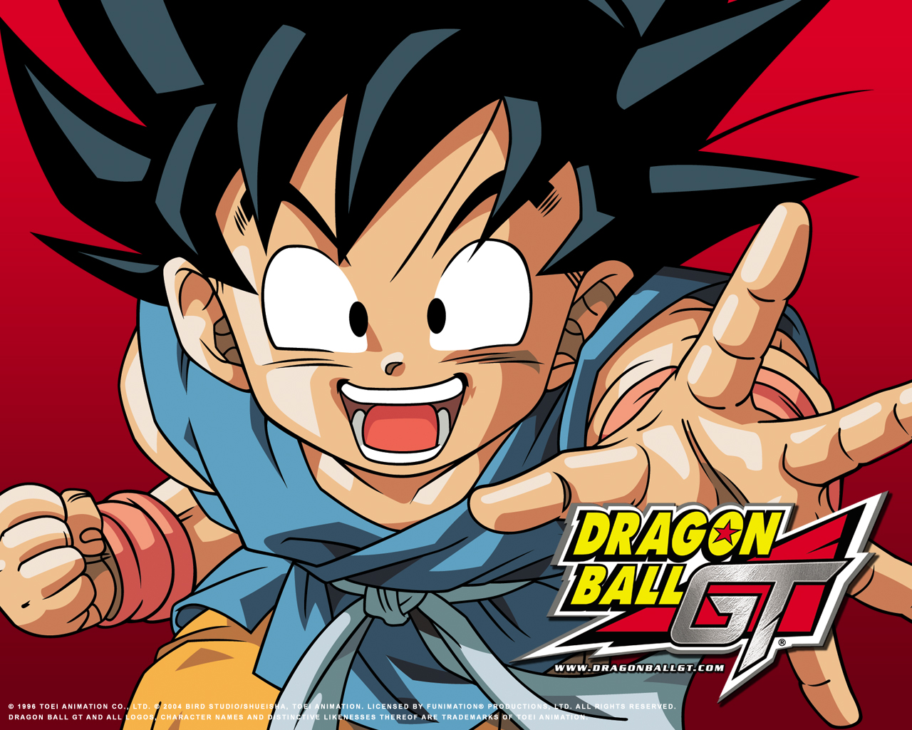 HD Quality Wallpaper   Collection: Anime, 1280x1024 Dragon Ball GT