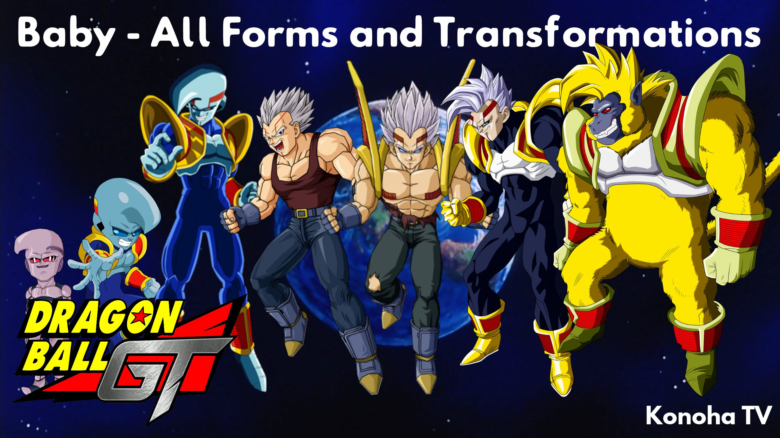 Dragon Ball GT High Quality Background on Wallpapers Vista