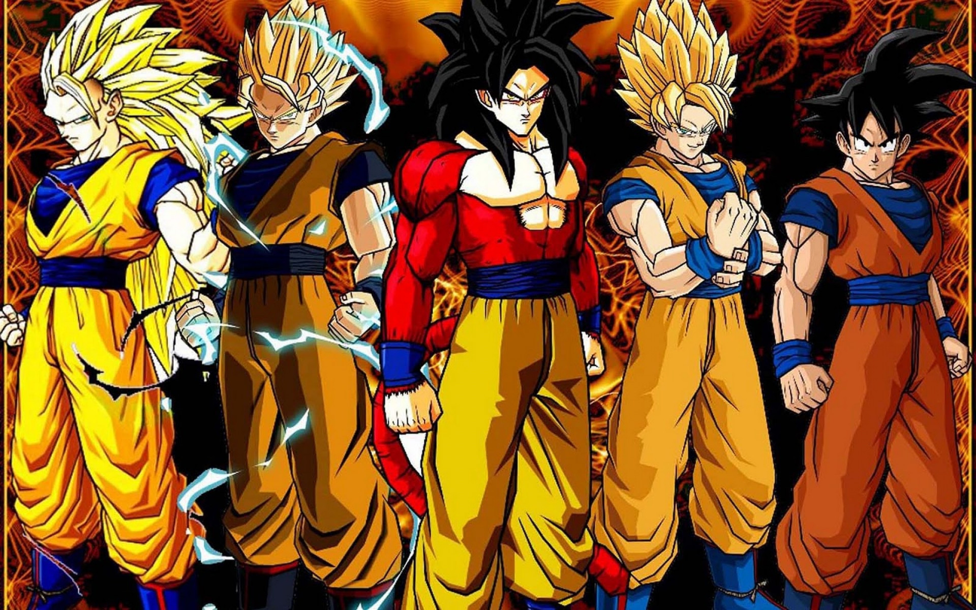 Dragon Ball Gt Wallpapers Anime Hq Dragon Ball Gt Pictures 4k