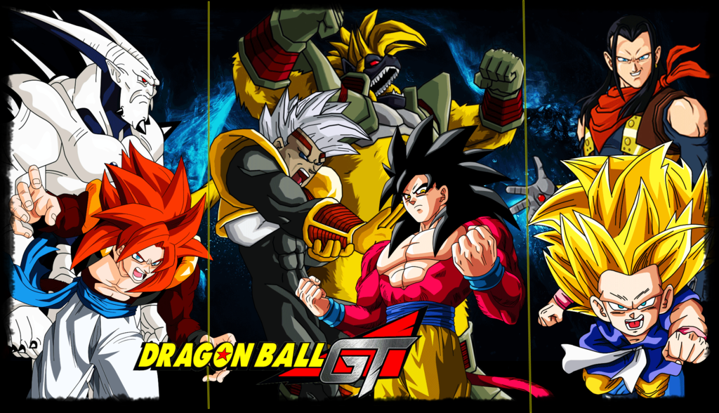 Images of Dragon Ball GT   1024x588
