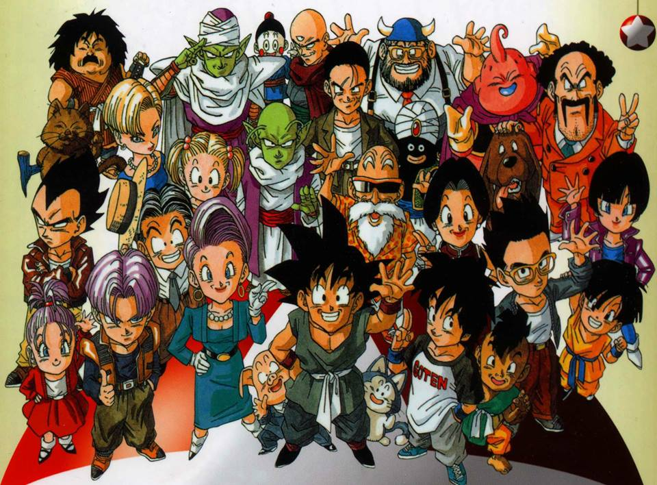 Nice Images Collection: Dragon Ball GT Desktop Wallpapers