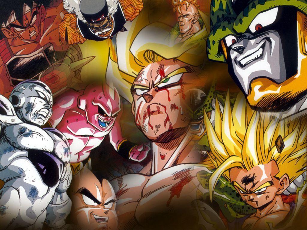 Dragon Ball Z Wallpapers Anime Hq Dragon Ball Z Pictures 4k