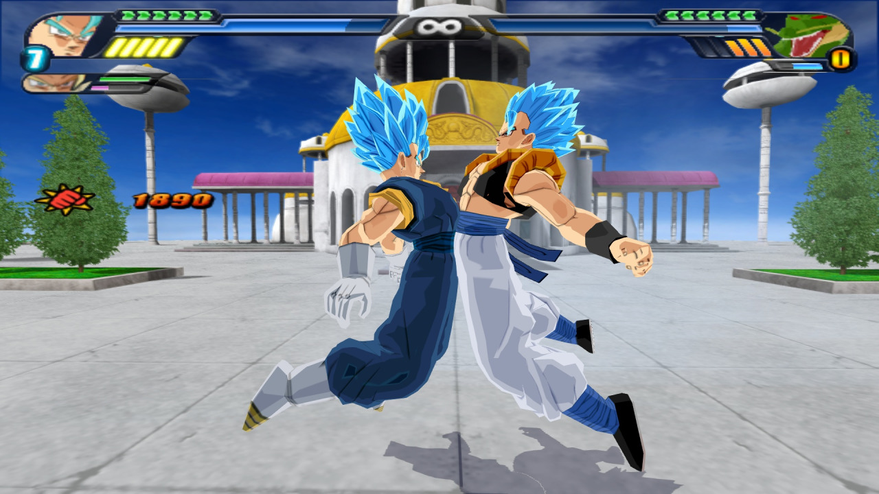 Dragon Ball Z: Budokai Tenkaichi 3 wallpapers, Video Game