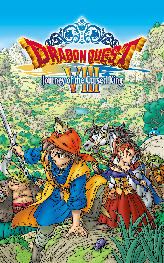Dragon Quest Wallpapers Video Game Hq Dragon Quest Pictures 4k Wallpapers 2019