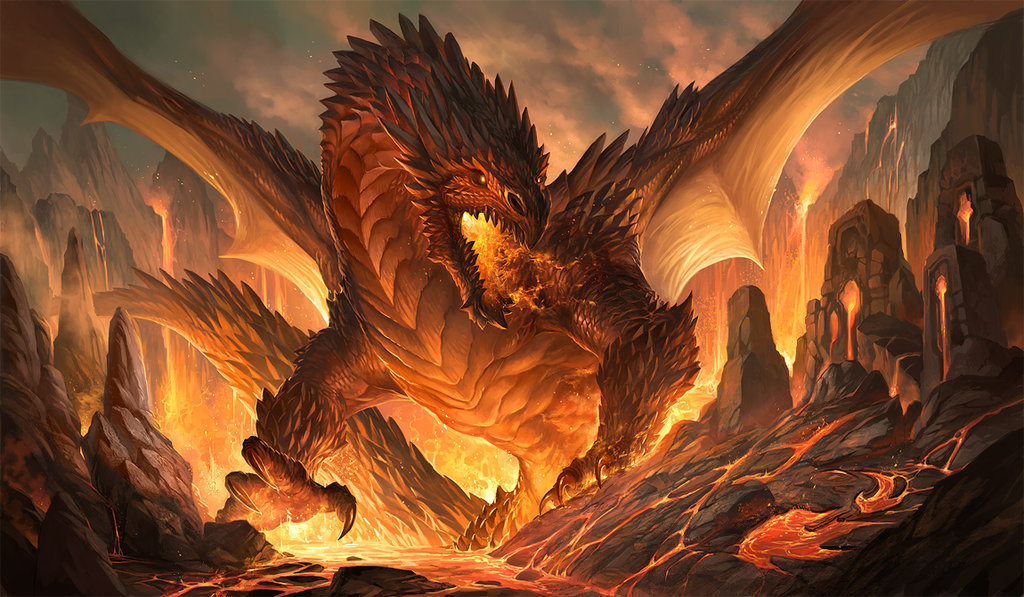 Amazing Dragon Pictures & Backgrounds