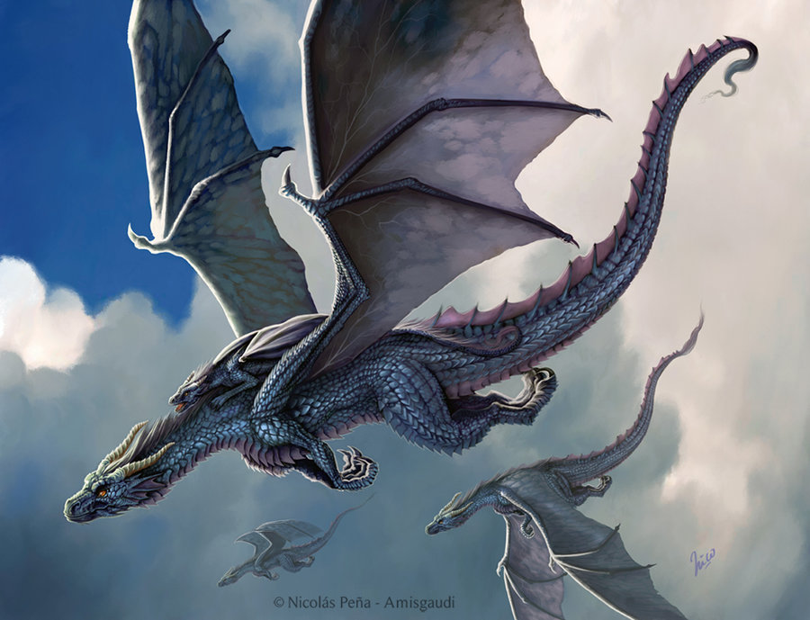 900x689 > Dragon Wallpapers