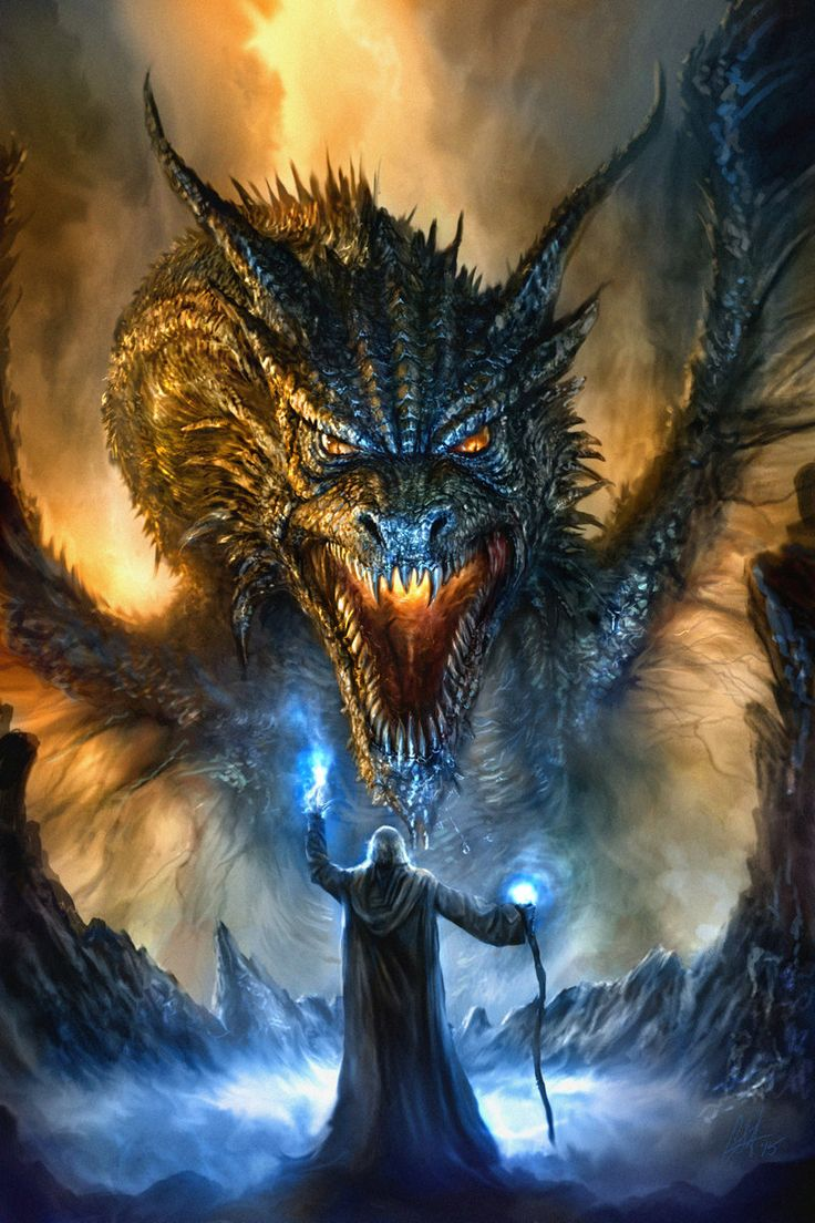 Dragon Backgrounds on Wallpapers Vista