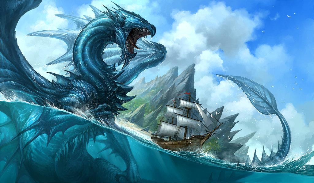 HQ Dragon Wallpapers | File 173.97Kb