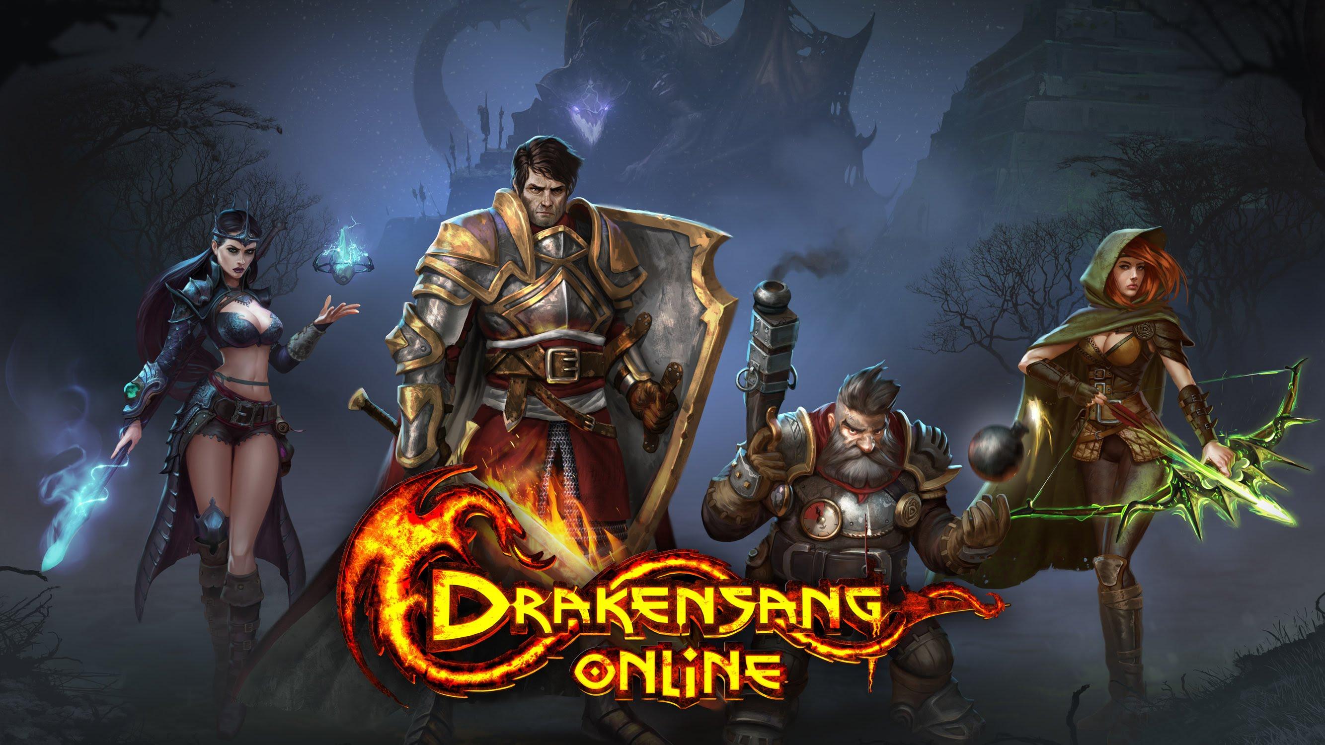 Drakensang Login
