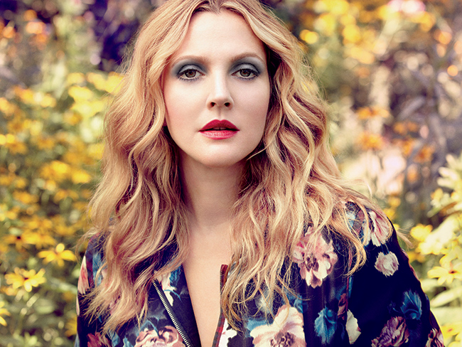 Drew Barrymore Pics, Celebrity Collection