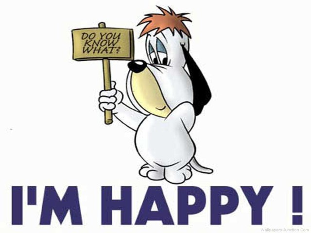 HD Quality Wallpaper | Collection: Cartoon, 640x480 Droopy