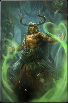 Images of Druid | 236x354