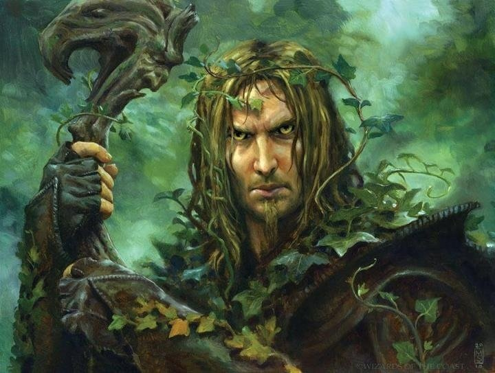 Druid Pics, Fantasy Collection