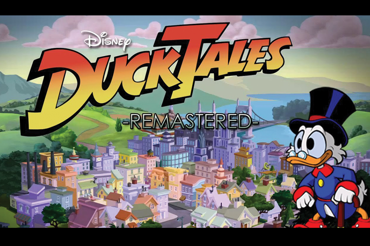 HD Quality Wallpaper | Collection: Cartoon, 1200x800 Ducktales