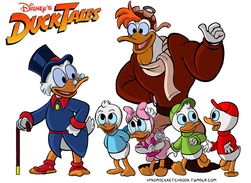 HQ Ducktales Wallpapers | File 215.05Kb