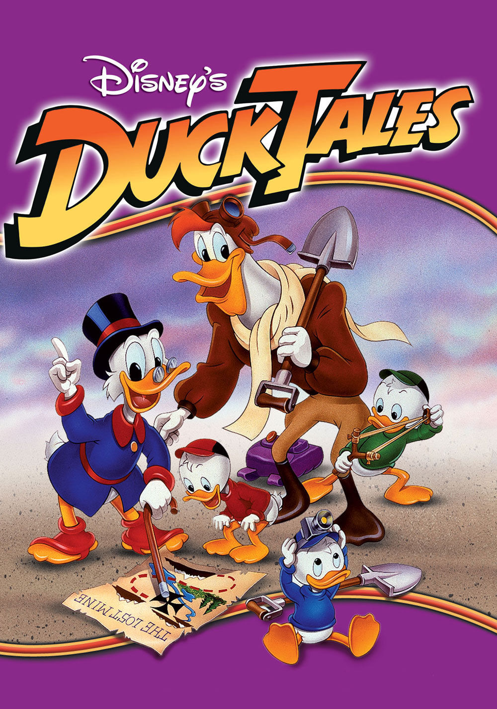 Nice wallpapers Ducktales 1000x1426px