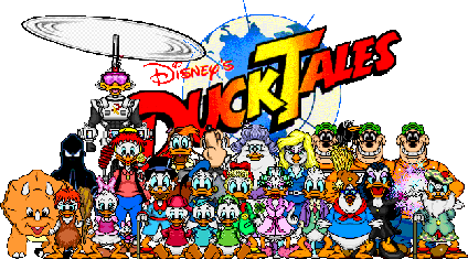 HD Quality Wallpaper | Collection: Cartoon, 424x235 Ducktales