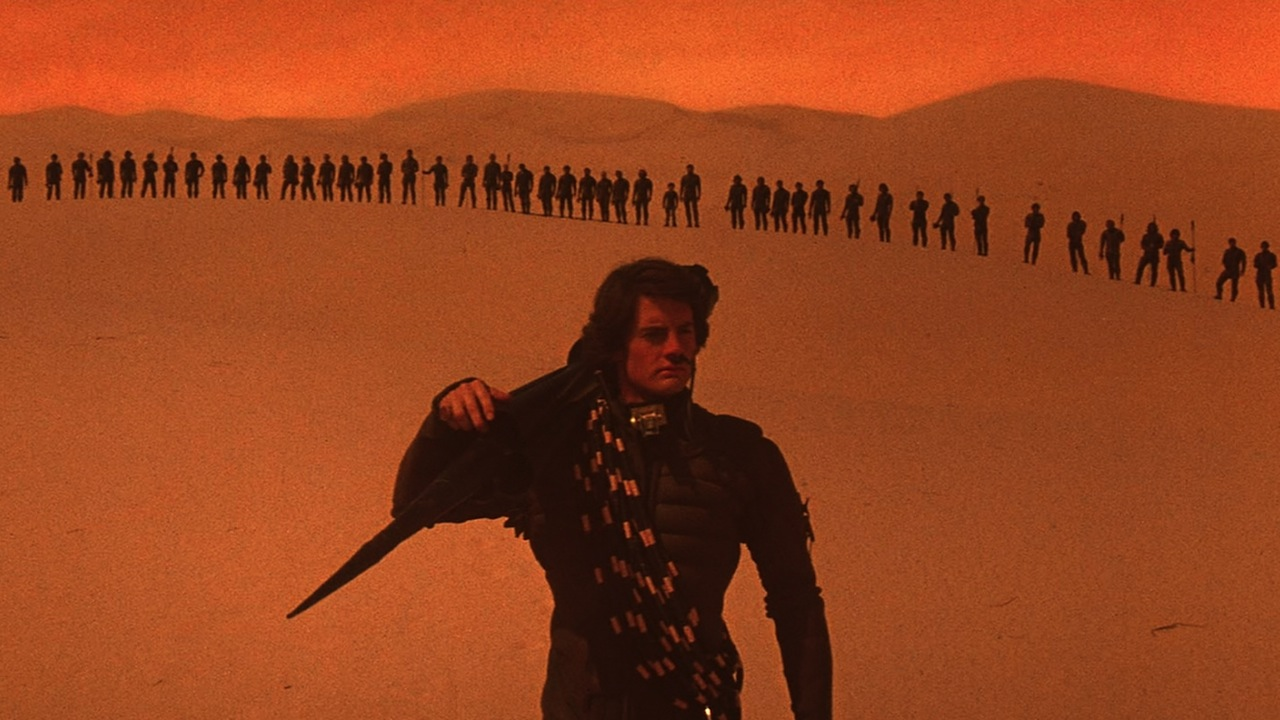 High Resolution Wallpaper | Dune 1280x720 px