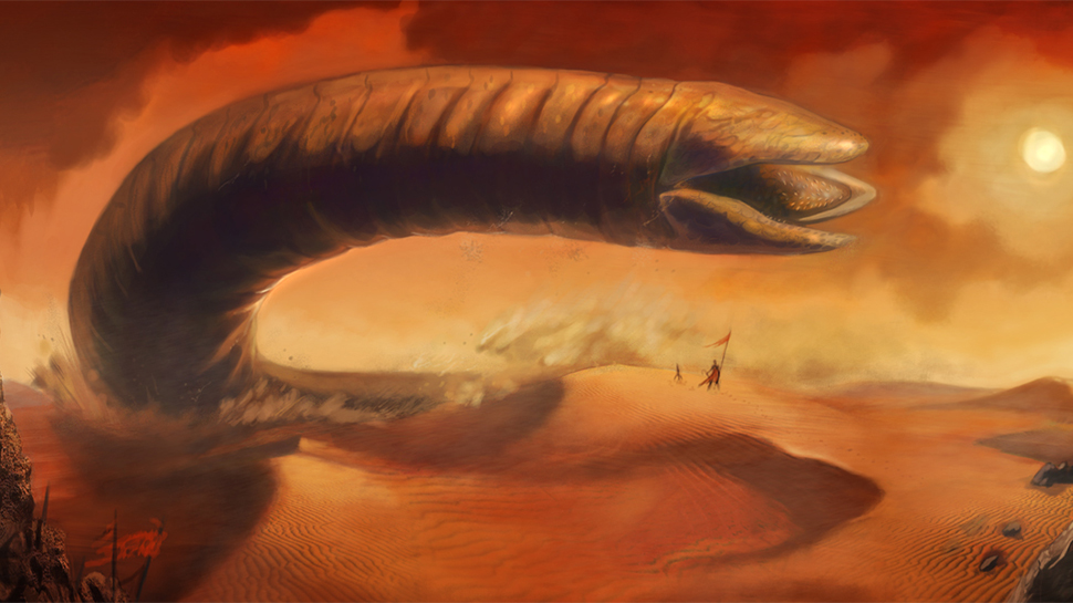 Amazing Dune Pictures & Backgrounds