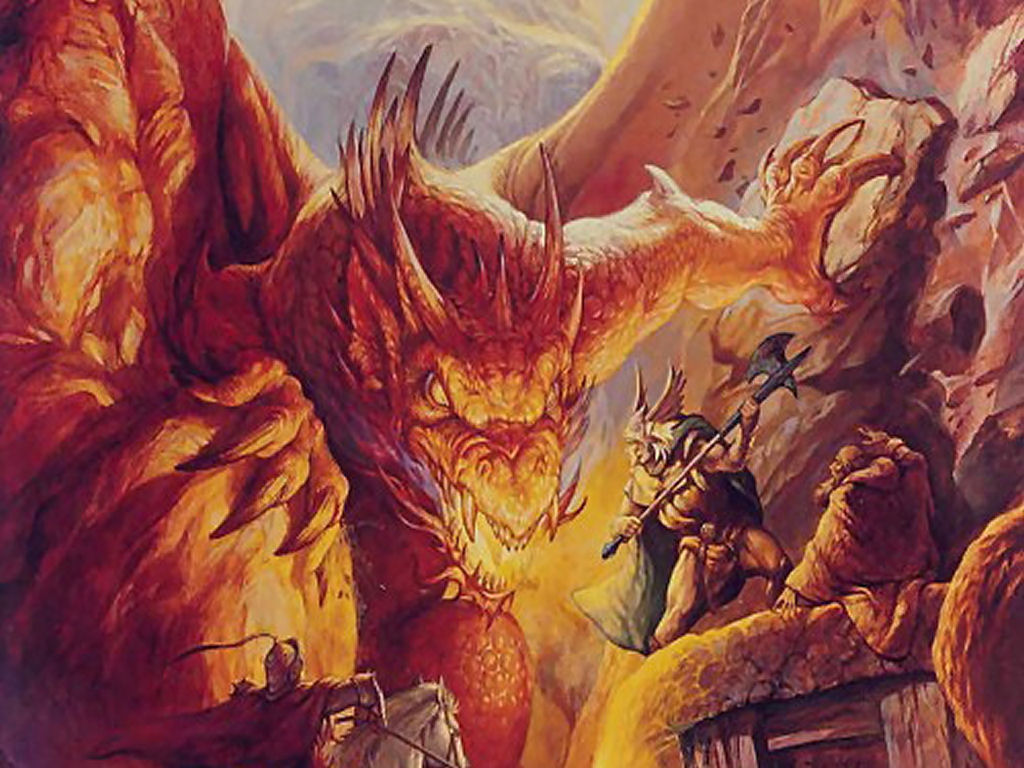 Dungeons & Dragons High Quality Background on Wallpapers Vista