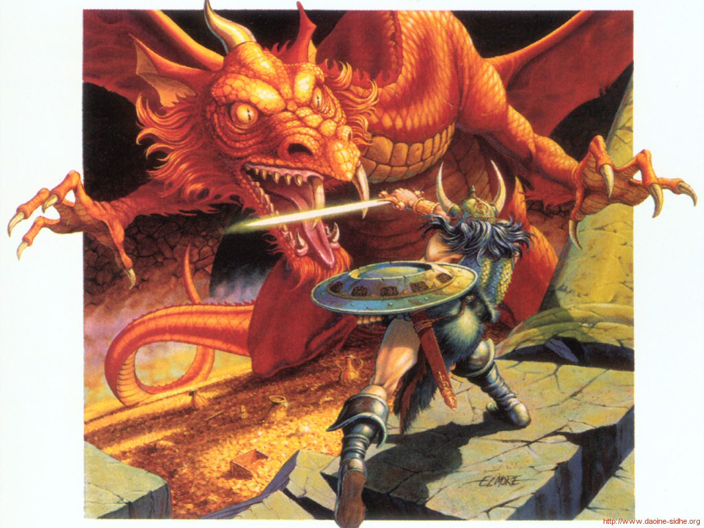 Dungeons & Dragons Backgrounds, Compatible - PC, Mobile, Gadgets| 1024x768 px