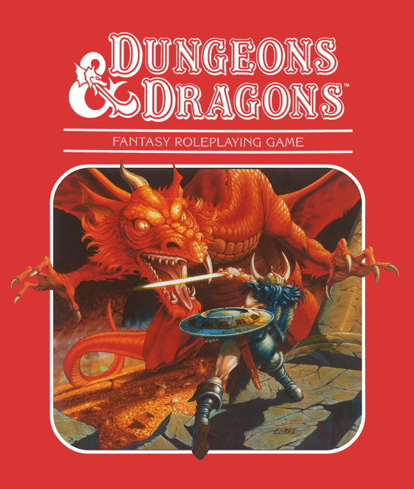 Images of Dungeons & Dragons | 600x710