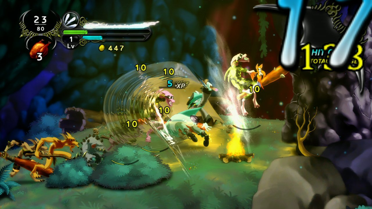 Dust An Elysian Tail Wallpapers Video Game Hq Dust An Elysian