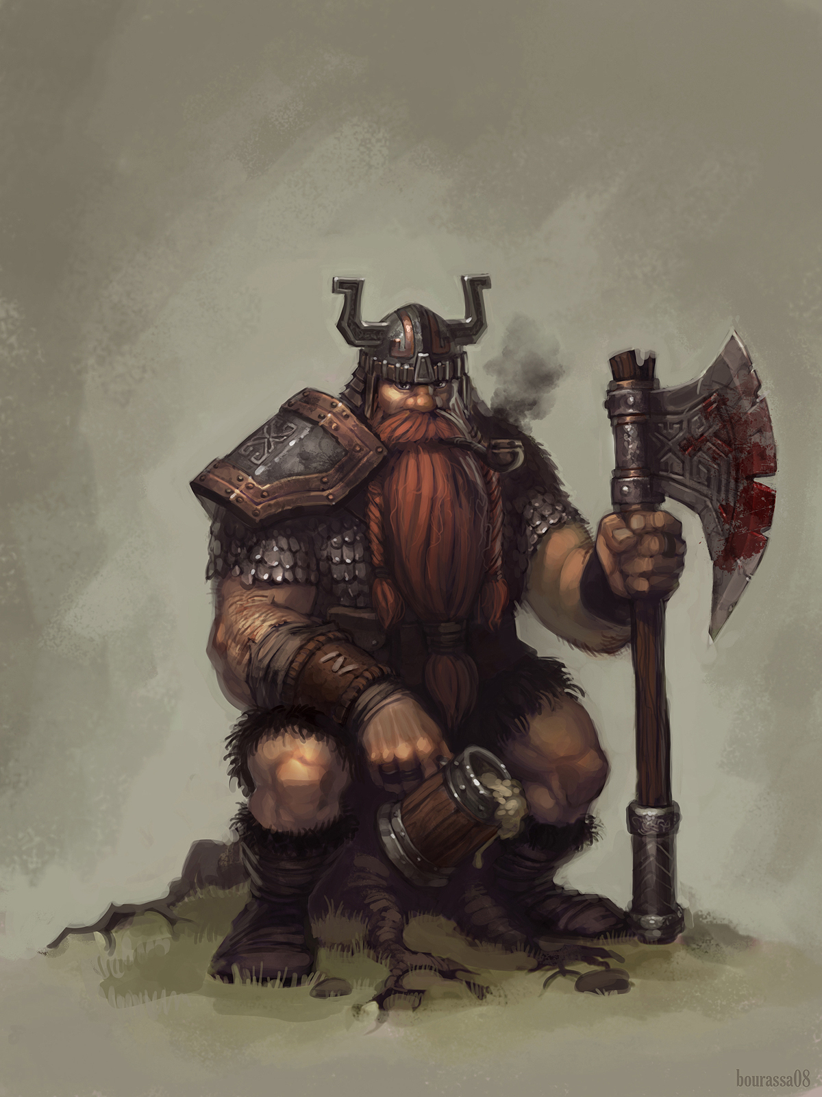Nice Images Collection: Dwarf Desktop Wallpapers