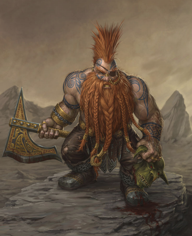 Dwarf Pics, Fantasy Collection