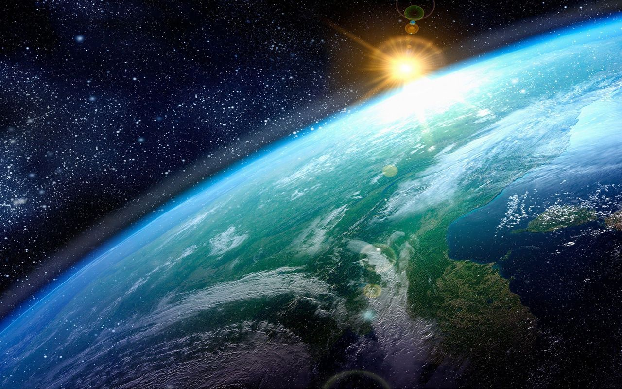 Earth Backgrounds, Compatible - PC, Mobile, Gadgets| 1280x800 px