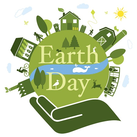 High Resolution Wallpaper | Earth Day 450x450 px