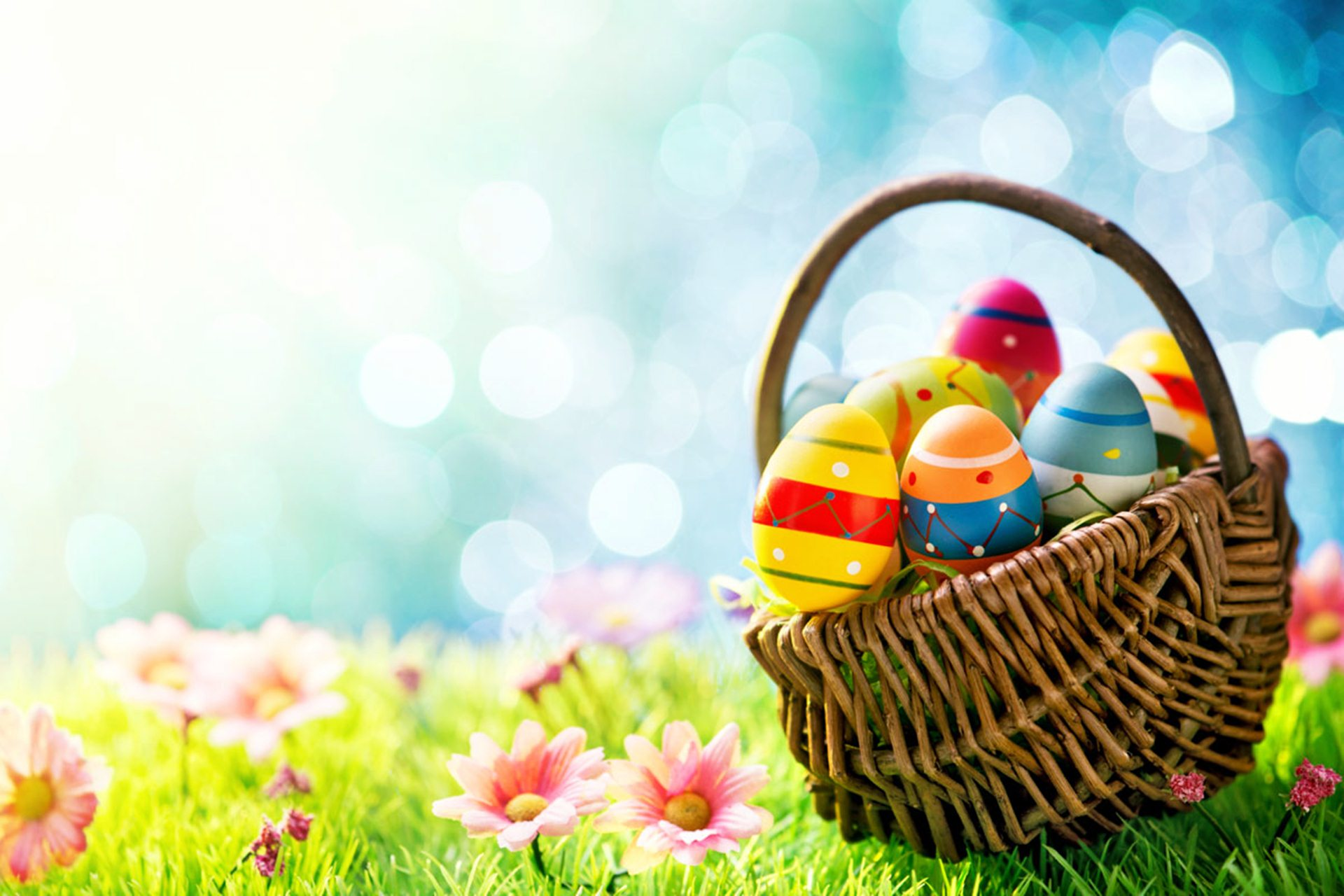 Nice Images Collection: Easter Desktop Wallpapers